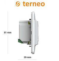 Терморегулятор для теплого пола TERNEO ST unic (DS Electronics) Украина, фото 3