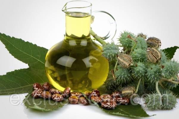 Касторовое масло(Индия)(косметическое)-50 мл нерафинированное