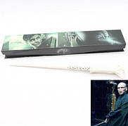 Коллекционная волшебная палочка лорда Волдеморта 1:1! В фирменной подарочной коробочке!