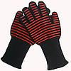 Термостойкие Защитные Силиконовые Нескользящие Перчатки для Барбекю Гриля BBQ Gloves, фото 5
