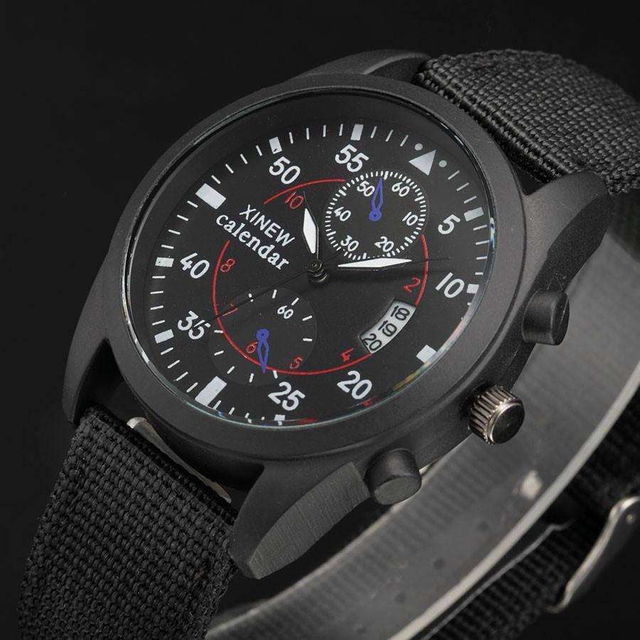 7e87f4af ... Мужские чоловічі фирменные стильные часы XINEW военные оригинал спорт,  ...