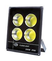 Светодиодный прожектор 200W COB SunLed, фото 1