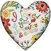 Подушка-серце, 2 розміри+3D - Love you (06)