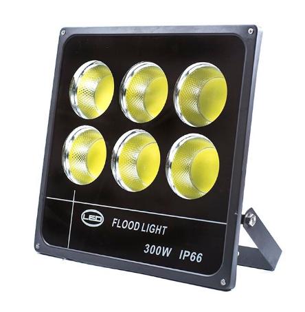 Светодиодный прожектор 300W COB SunLed