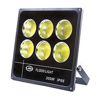Светодиодный прожектор 300W COB SunLed, фото 1