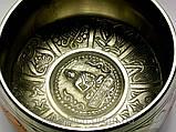 Чаша поющая (Singing Bowl Silver Copper no.5), фото 2