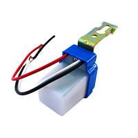 Фотореле, датчик включения уличного освещения 220В 2000-02560