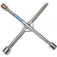 Ключ баллонный крестовой 17, 19, 21 мм, 1/2 дюйма Стандарт KBK1