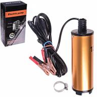 Насос для перекачки топлива 12V без фильтра