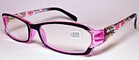 Женские диоптрийные очки (1019)