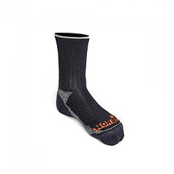 Носки акриловые Norfin Nordic Merino T3A черного цвета