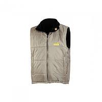 Безрукавка мужская Norfin Vest серого цвета