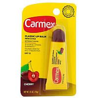 Классический бальзам для губ, вишня, SPF 15, 10 г, Carmex