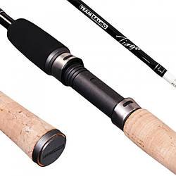 Удилище спиннинговое Team Salmo Tioga 7-23g/1.98m для рыбалки черного цвета