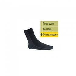 Носки зимние Norfin Cover черного цвета