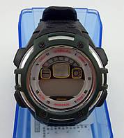 Часы мужские наручные Aideda Add8612B темно-зеленые с серебристым в коробочке