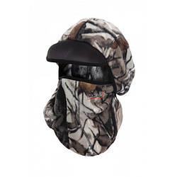 Шапка-маска Norfin Hunting Staidness кольору камуфляж
