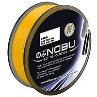 Леска Lineaeffe FF NOBU Pro-Cast  0.185мм  250м.  FishTest-4,40кг  (оранжевая)  Made in Japan