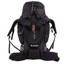 Туристический рюкзак  HI-TEC Katanga 65 Л, черный, фото 2