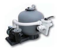 Фильтрационная установка Emaux 8.1м3/ч с боковым подключением