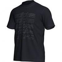Футболка спортивная, мужская Adidas Lineage Tee V34395 адидас