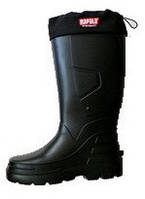 a9d19e7796802 Сапоги Rapala Sportsmans-30* пена EVA с чулком + манжет на затяжке (черные