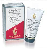 Mavala Очищающая маска для рук с перчатками 75 мл