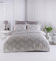 Комплект постельного белья SoundSleep Lina Brown сатин Двуспальный евро  комплект 8988e16d33b0e