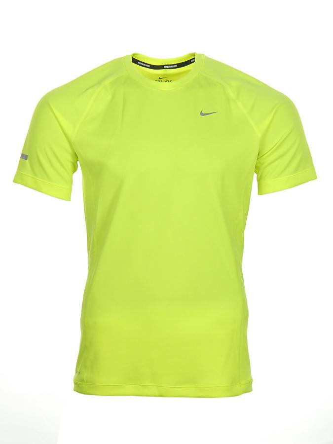 Мужская футболка Nike Miler ( 519698-702)