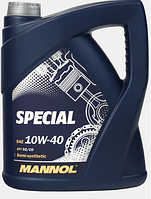 Моторное масло Mannol Special 10W-40 4L