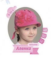 Детские летние головные уборы.
