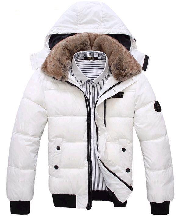 c33349a8af3c Мужская зимняя куртка с меховым воротником - V-grupe - Интернет-магазин в  Луцке