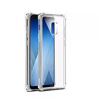 Чехол Rock Shockproof для Samsung Galaxy A6 2018 / A600 Transparent