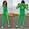 Спортивный костюм ADIDAS, женский спортивный костюм, жіночий спортивний костюм