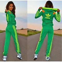 Спортивный костюм ADIDAS, женский спортивный костюм, жіночий спортивний костюм, фото 1