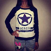 Женский пуловер SС & CO, пуловер