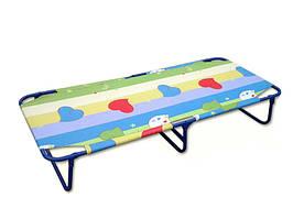 Раскладная кровать (раскладушка) детская
