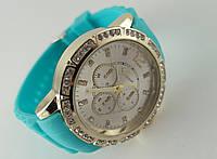 Часы GENEVA - в стиле Michael Kors бирюзовый, корс