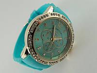 Часы GENEVA - в стиле Michael Kors голубой, корс