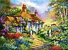 Пазл Castorland Forest Cottage, 3000 эл., фото 2