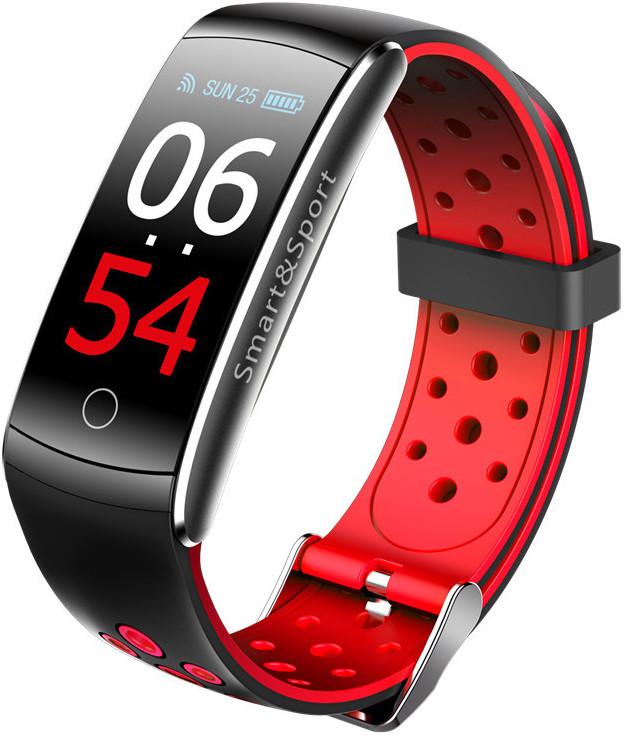 Фитнес-браслет Mavens Q8 Plus ( Q8S ) | IP68 | Тонометр | Красный