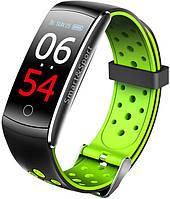 Фитнес-браслет Mavens Q8 Plus ( Q8S ) | IP68 | Тонометр | Зелёный | Гарантия