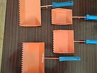 Ковш для клеевого раствора при работе с газобетном (газоблоком)