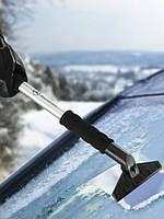 Телескопическая щетка со скребком для льда Mercedes-Benz