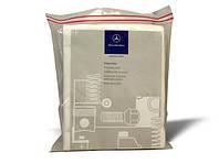 Комплект полировочного флиса Mercedes-Benz Polishing Cloth