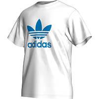 Футболка спортивная, мужская Adidas ADI TREFOIL TEE O57553 адидас