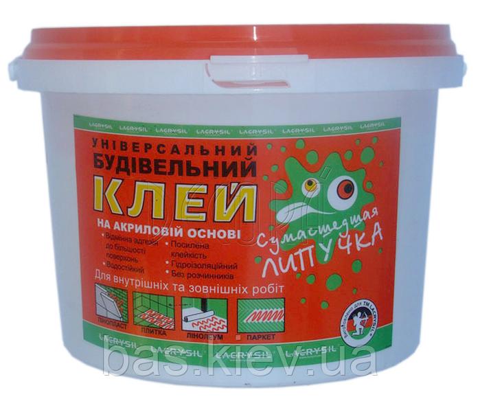Універ. будівельний клей Сумасшедшая липучка 3 кг Україна