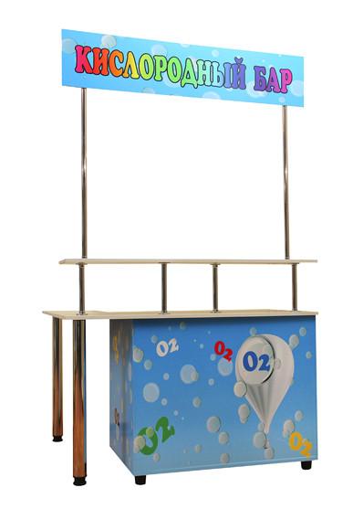 Мобильный кислородный бар (промо стойка)