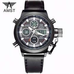 Мужские часы армейские часы AMST 3003 часы military