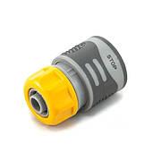 Конектор Presto-PS для шлангу 1/2 дюйма з аквастопом серія Soft-Touch (4110T)